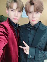 Doyoung & Jaehyun Dec 4, 2018