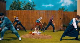 NCT 127 Fire Truck MV 5