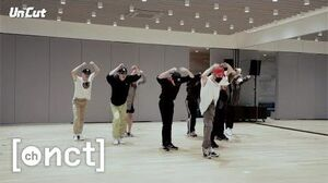 Un Cut Take 3|'Kick It' Dance Practice