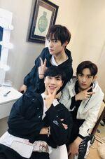 Yangyang, Ten & Winwin Jan 21, 2019