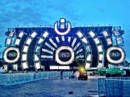 Zedd stage at Ultra Music Festival 2014