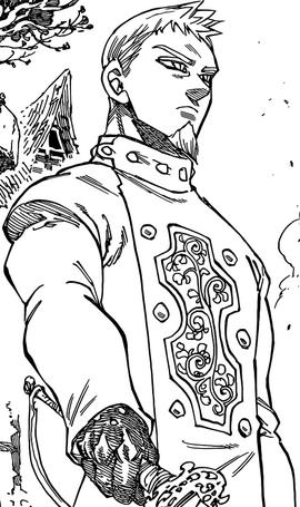 Hendrickson returning to his human appearance