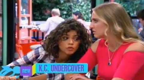 K.C. Undercover - Unmasking the Enemy - Promo