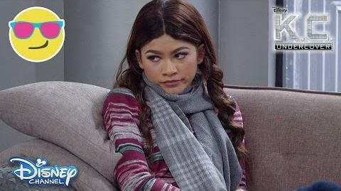 K.C. Undercover Reflections Official Disney Channel UK