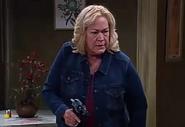 Regina With A Laser Gun
