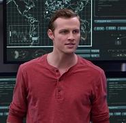 Brady At The Organization's HQ