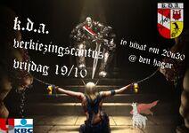 Poster Verkiezingcantus