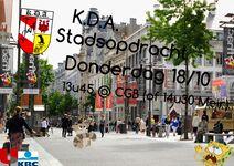 Poster Stadopdracht