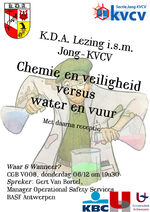 Lezing KVCV