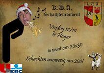 Poster Schachtenconvent
