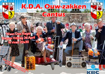 Ouwzakken cantus