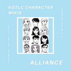 KotLC Character wikis