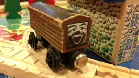 Troublesome Brakevan Review ThomasWoodenRailway Discussion 54
