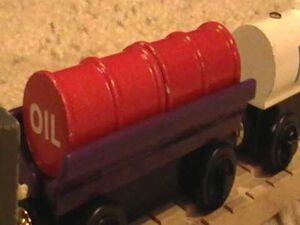 Oil and Petrolium Car