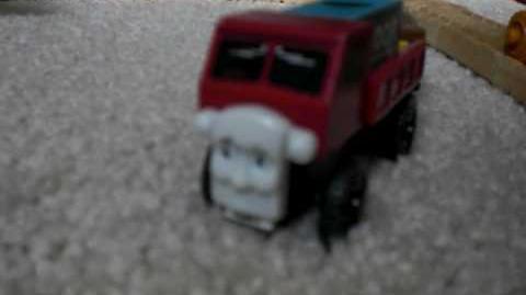 Lorry Takes a Tumble