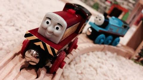 Thomas & Dart Chase Sequence Claw of the Law Scenes