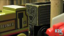 Gray Troublesome Trucks 1