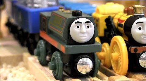 Cabless Companions Thomas & Friends Wooden Railway Adventures Episode 202