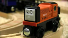 Rusty CGI