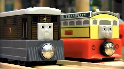Sideplates and Skirmishes Thomas & Friends Wooden Railway Adventures Episode 193