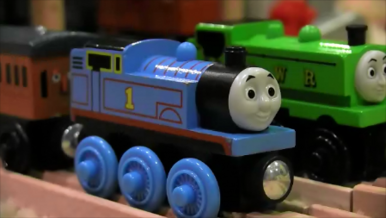 Thomas CGI