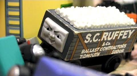 S.C.Ruffey's Sweet Tooth Thomas & Friends Wooden Railway Adventures Episode 208