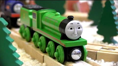 Video Henry Gets Stumped Thomas Friends Wooden Railway