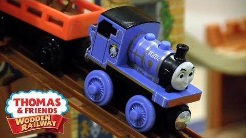Deluxe King of the Railway Set Review ThomasWoodenRailway Discussion 77