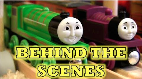 Behind the Scenes of Henry's Handcar Havoc