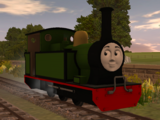 The Unnamed Green Engine