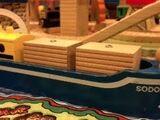 Sodor Bay Cargo Ship