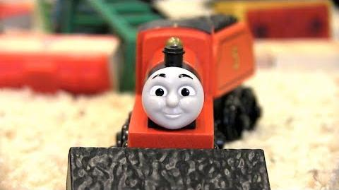 James in a Jam Thomas & Friends Wooden Railway Adventures Episode 207