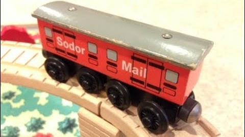 Sodor Mail Coach