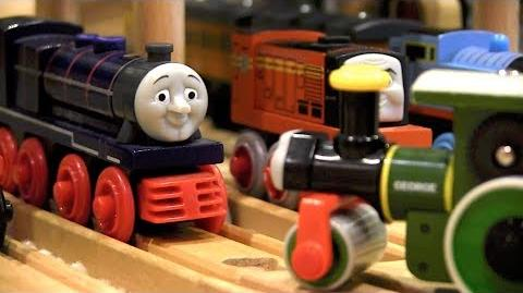 Furious George Thomas & Friends Wooden Railway Adventures Episode 203