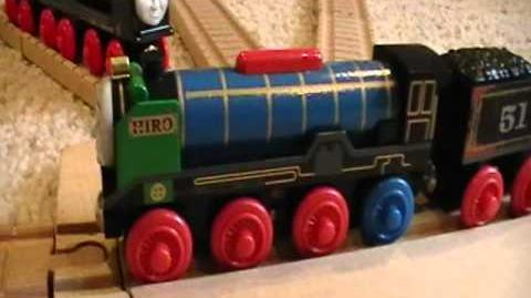 The Many Faces of Hiro Review ThomasWoodenRailway Discussion 41
