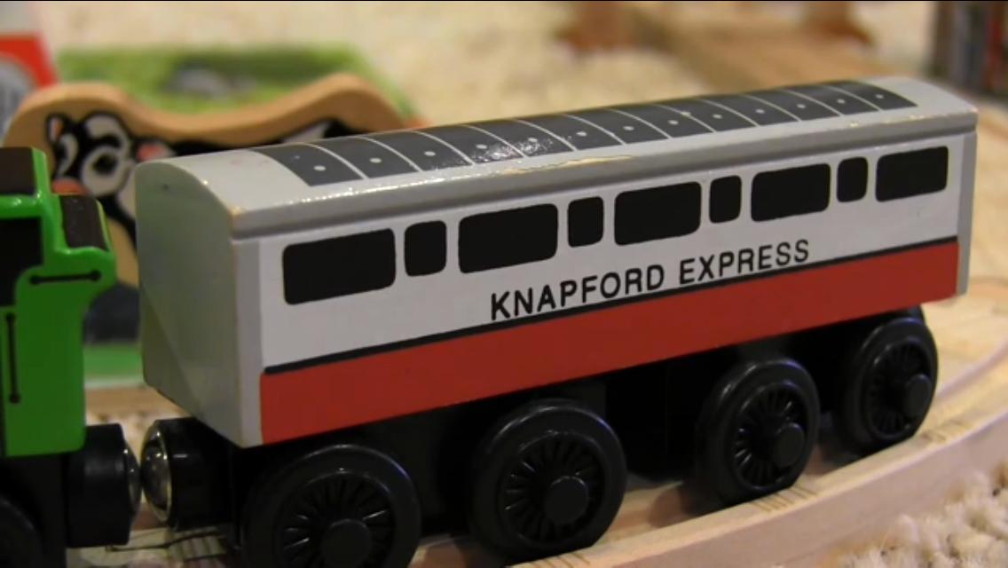 Knapford Express Coaches Keekre24thomaswoodenrailway Wiki
