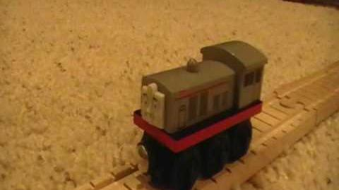Frank Review ThomasWoodenRailway Discussion 12