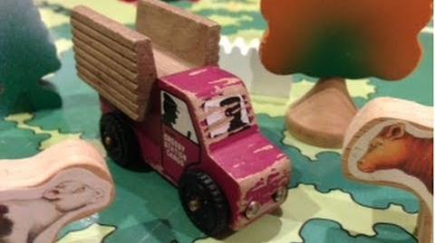 Crosby Station Cargo Truck Review ThomasWoodenRailway Discussion 65