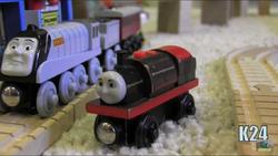 Around the Railyard in 64 Seconds 1