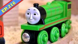 The Maron Station Makeover Thomas & Friends Wooden Railway Adventures Episode 216