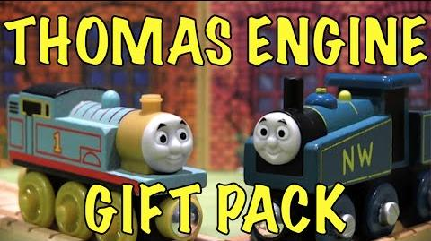 Thomas Engine Gift Pack Review ThomasWoodenRailway Discussion 70