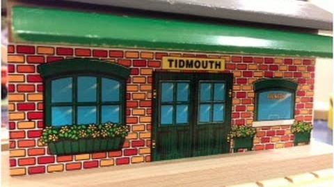 Tidmouth Station Review ThomasWoodenRailway Discussion 53