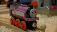 Rosie at the Brown Turntable