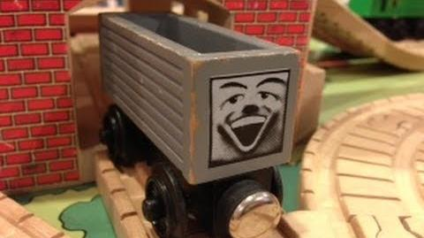 White Face Troublesome Truck Review ThomasWoodenRailway Discussion 55