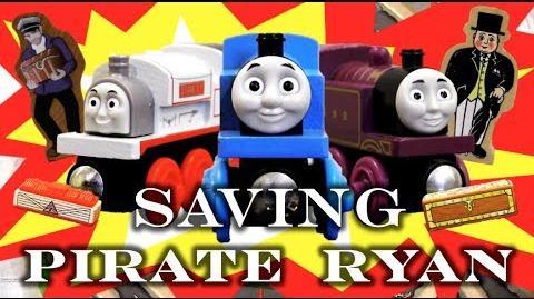 Saving Pirate Ryan Thomas & Friends Wooden Railway Adventures Full Movie (2017)