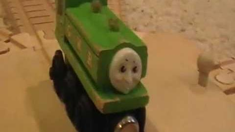 "1994 ""Round-Roof"" Duck Review ThomasWoodenRailway Discussion 21"