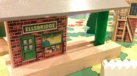 Elsbridge Platform Review ThomasWoodenRailway Discussion 63