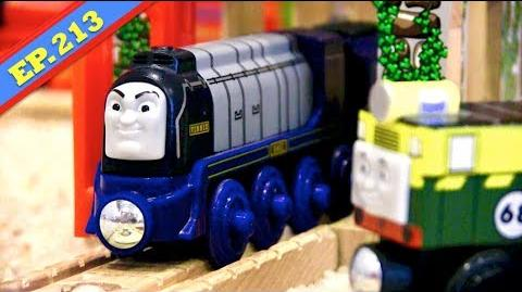 Philip Finds a Friend - Thomas & Friends Wooden Railway Adventures - Episode 213