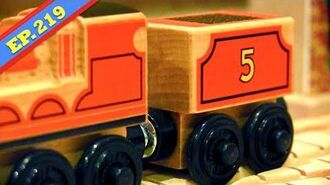 Nightmare on Sodor Thomas & Friends Wooden Railway Adventures Episode 219