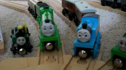 Thomas and the Storm Part 1